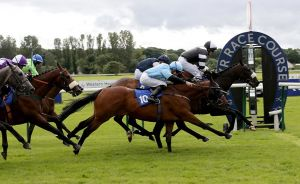 WINNER! Advance wins at Ayr - 20th July 2015