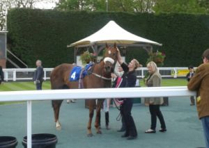 WINNER! Lexington Place wins at Nottingham - 21st May 2015