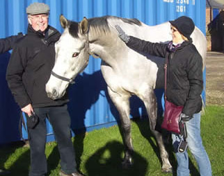 Grange Park Racing owners visit - 1st February 2014