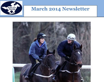 March Newsletter out now - 25th March 2014