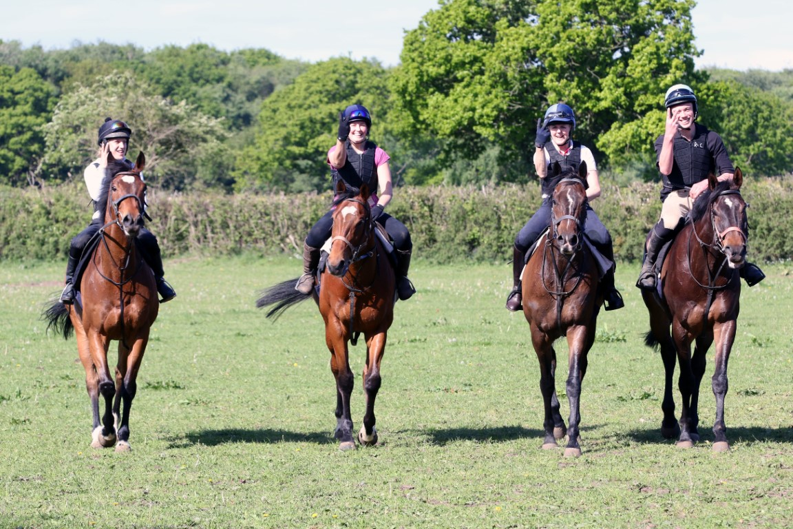 Fun on the gallop - 15th May 2015
