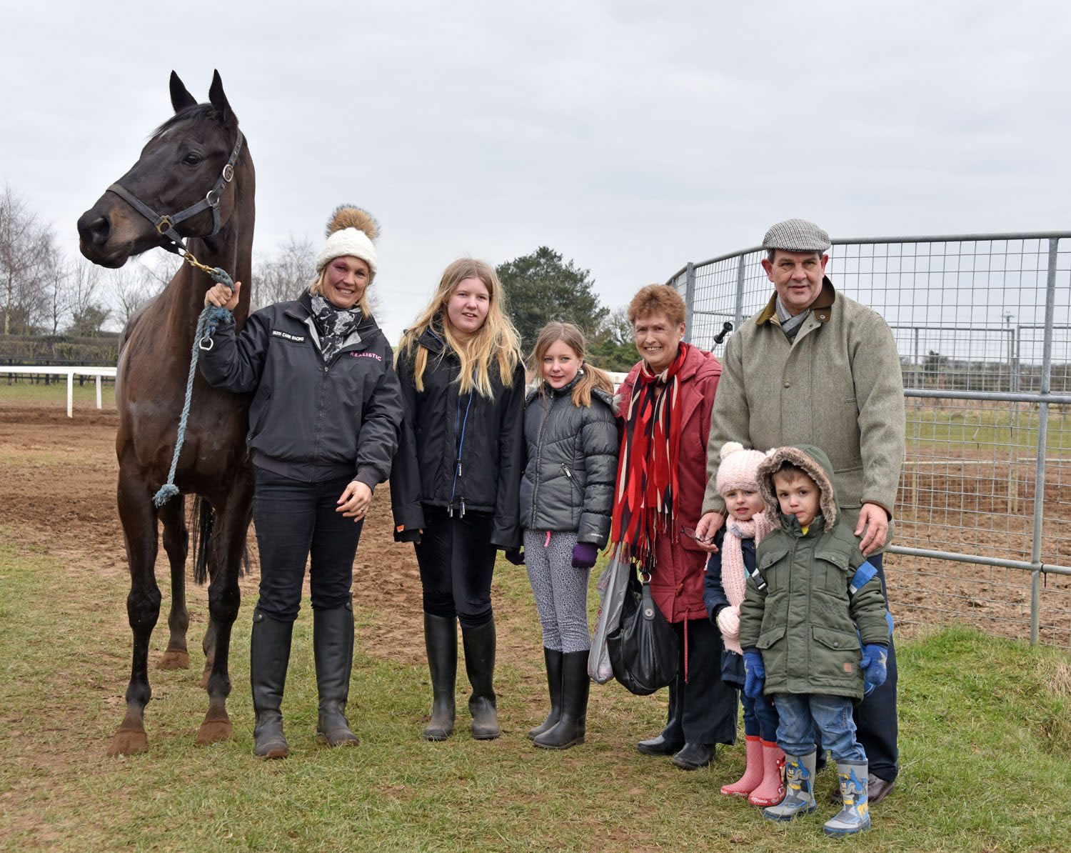 Syndicate owners morning - 27th February 2016`