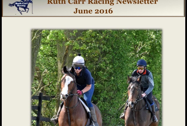 June newsletter now available - 1st June 2016