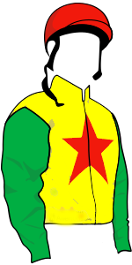 Pipers Note racing colours