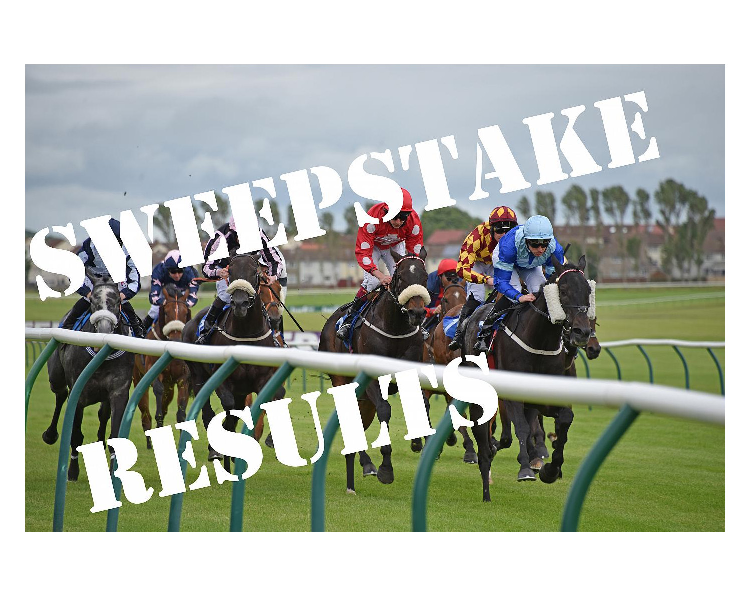 2019 Sweepstake Final Results - 15th December 2019