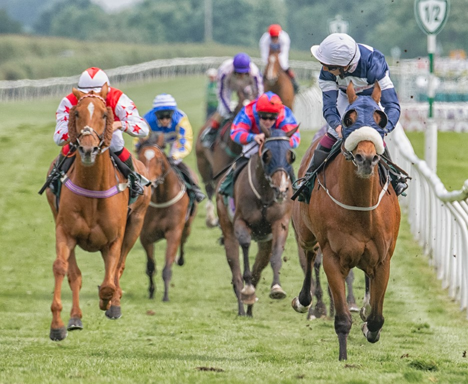Be Perfect wins at Catterick - 9th June 2018