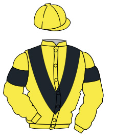 Cartmell Cleave racing colours