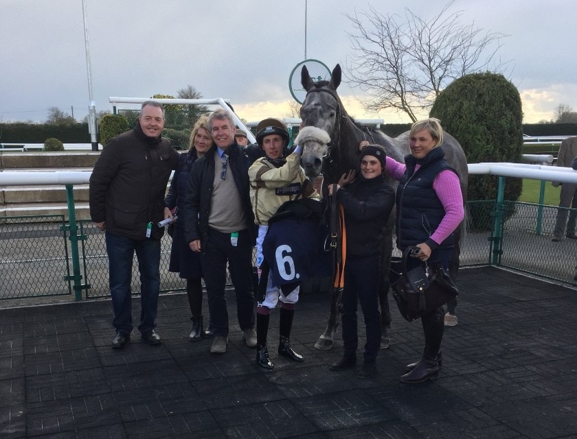 WINNER! Katheefa wins at Southwell - 3rd April 2019