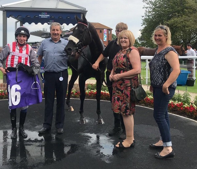 WINNER! Oriental Splendour at Beverley- 16th July 2019