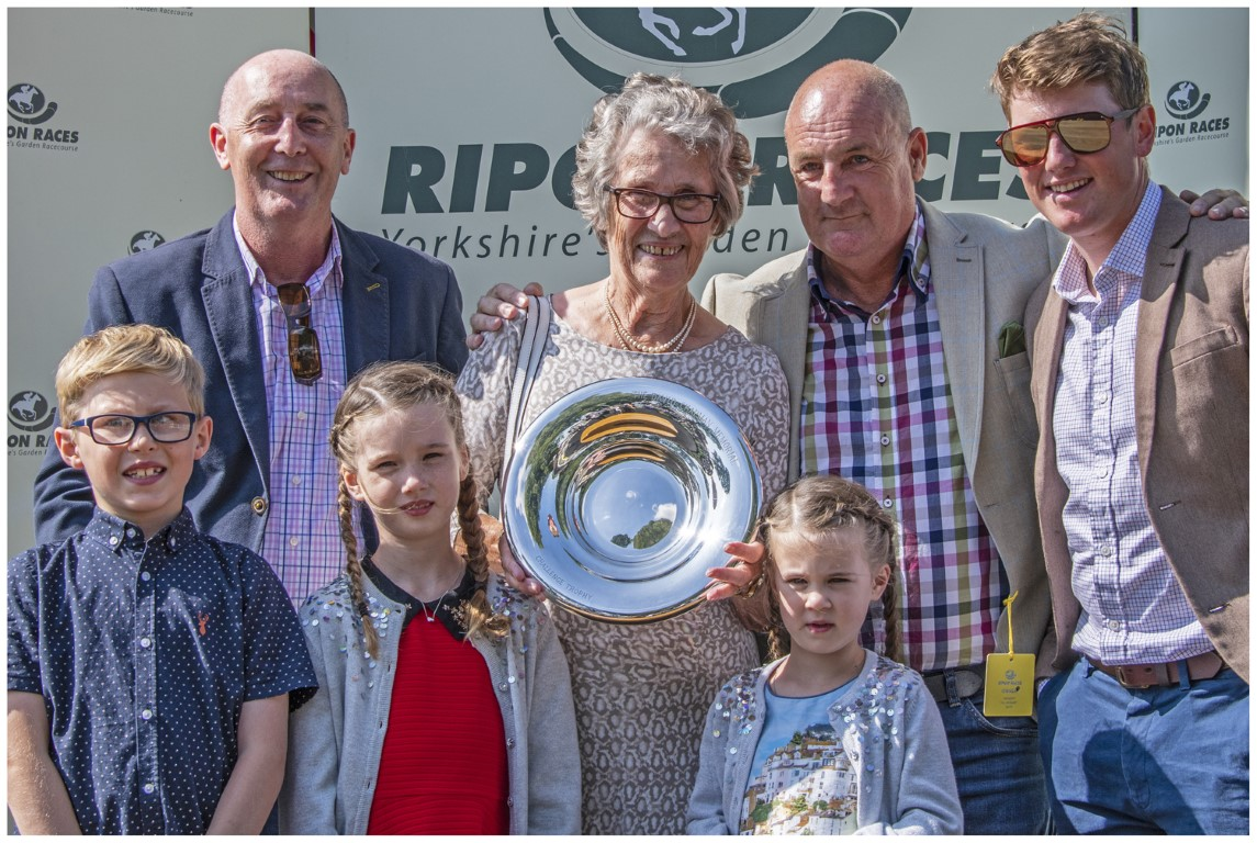 Grandad and Chaplins Clubs' Races - 11th August 2019