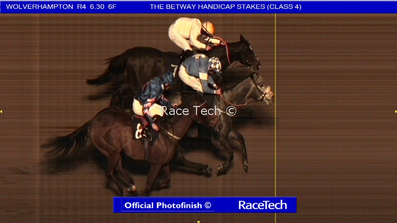 WINNER! Katheefa at Wolverhampton - 19th December 2019