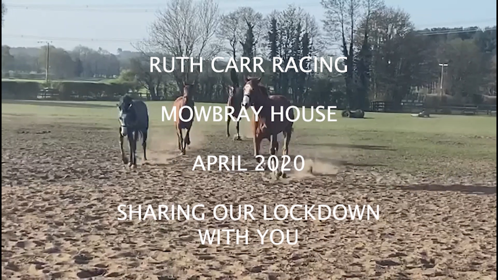 Sharing our Lockdown with You Video - 27th April 2020