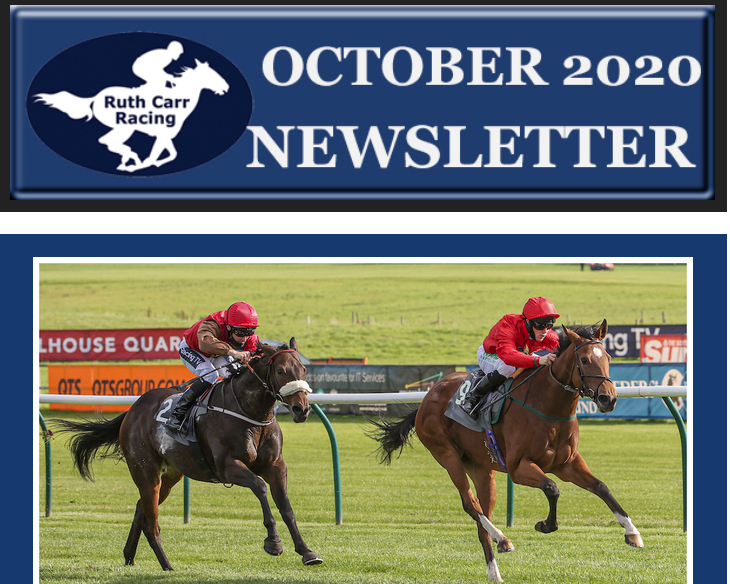 October Newsletter - 3rd October 2020
